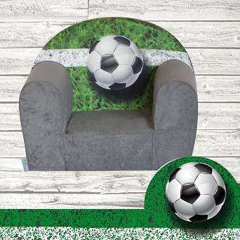 Kindersessel MINI Sessel Football W387_03