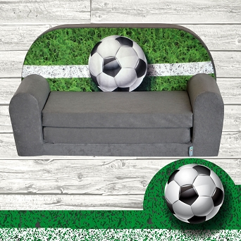 Kindersofa MINI Kindercouch W386_03 Football