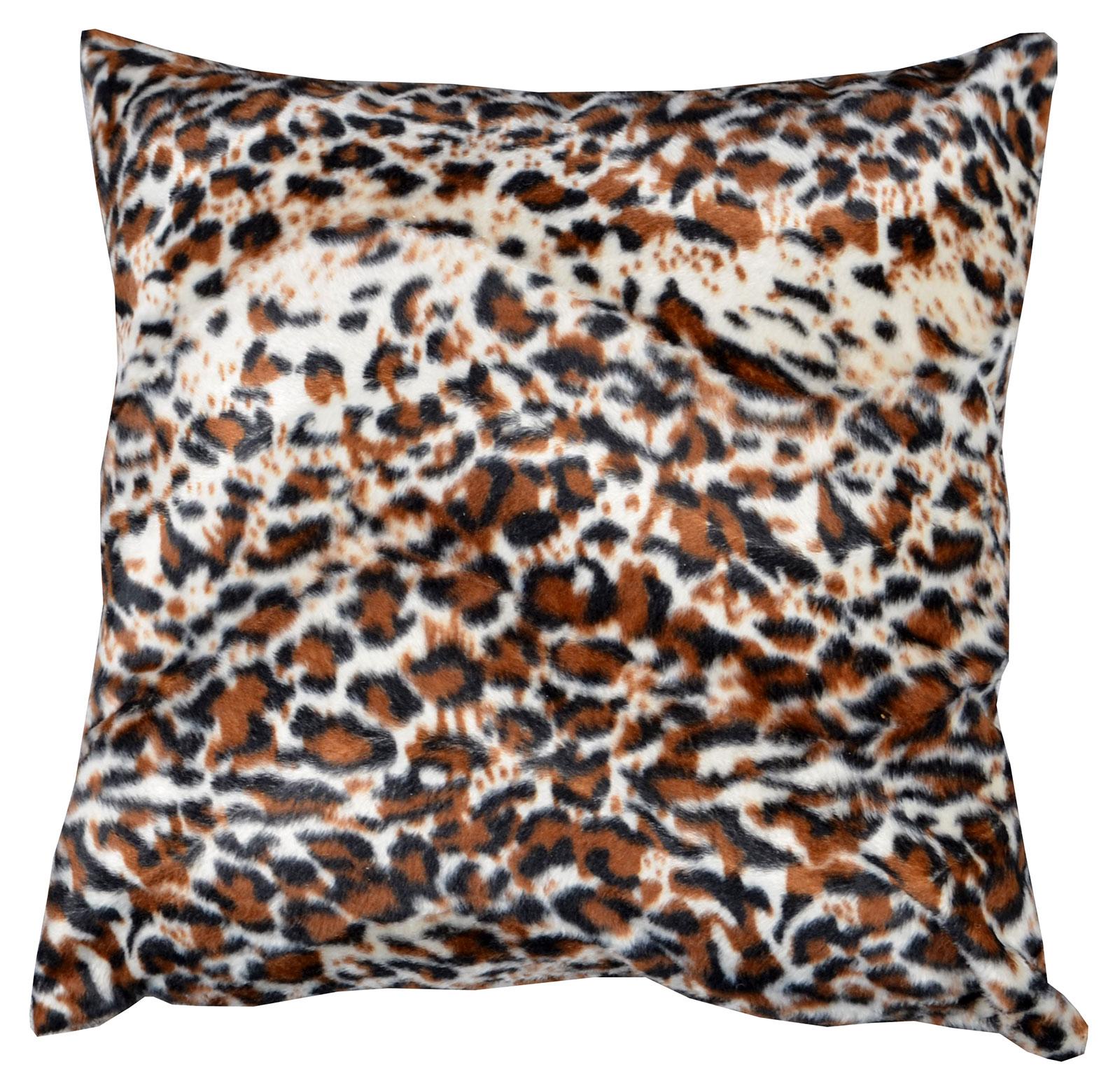 deko kissen ozelot. Black Bedroom Furniture Sets. Home Design Ideas
