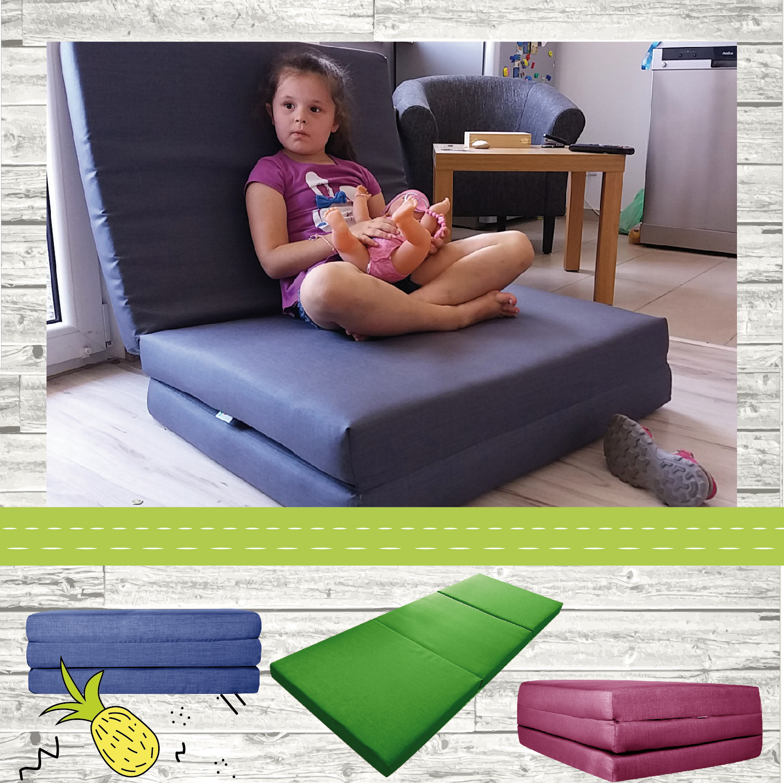 klappmatratze t7 faltmatratze g stematratze g stebett. Black Bedroom Furniture Sets. Home Design Ideas